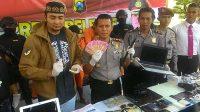 Tiga Spesialis Pembobol Rumah Kosong  Ndlosor,  Dihadiahi Timah Panas