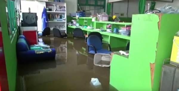 RSUD Kasongan Terendam Banjir, Pasien Dipindah ke RS Darurat