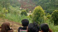 Bencana Tanah Longsor di Bukit Ngetos , Telan Korban Jiwa