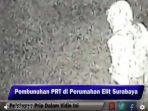 vidio pembunuhan PRT