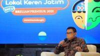 251 UMKM Terpilih Ikut Pameran Virtual Lokal Keren Jatim