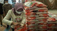 Walikota Mojokerto Temukan Beras Berkutu di Gudang Bulog