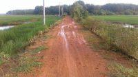 Warga Desa Serdang Harapkan Pembangunan Jalan dan Jembatan